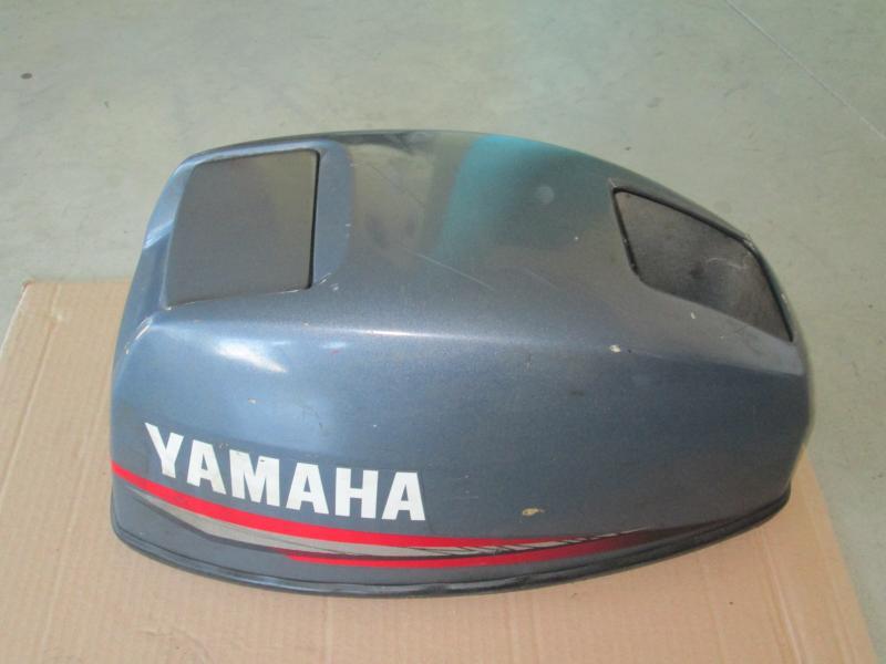 capot moteur yamaha pi ce d 39 occasion pour moteur de bateau dans le morbihan capo02y www. Black Bedroom Furniture Sets. Home Design Ideas